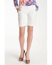 Diane von Furstenberg New Boymuda Lace Shorts - Lyst