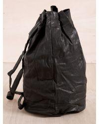 Yvonne Kone Gym Bag - Black