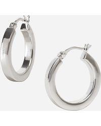 Argento Vivo Small Hoop Earrings Nordstrom Exclusive - Lyst
