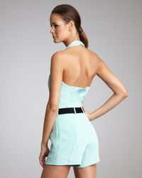 Ralph Lauren Black Label - Halter Jumpsuit - Lyst