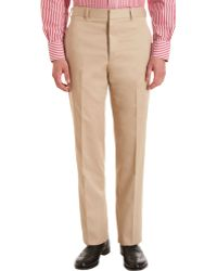 Black Fleece By Brooks Brothers - Flat Front Trouser - Lyst