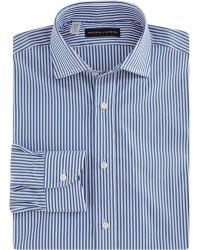 Ralph Lauren Black Label - Bengal Stripe Dress Shirt - Lyst