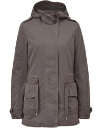 Closed Dark Stone First Ray Jacket - Lyst