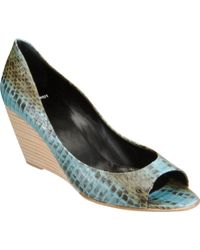 Pierre Hardy Watersnake Wedge - Lyst