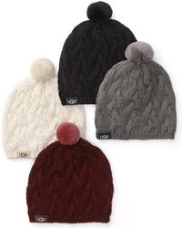 Ugg Snow Cap - Lyst