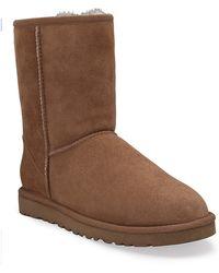 Ugg Ugg® Australia Classic Short Boots - Lyst