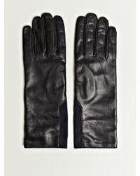 Jil Sander - Jil Sander Mens Leather Gloves - Lyst