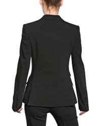 Dolce & Gabbana - Turlington Stretch Wool Suit - Lyst