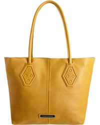 Proenza Schouler  Small Leather Shopper - Lyst