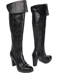 Aldo Brue' - Highheeled Boots - Lyst