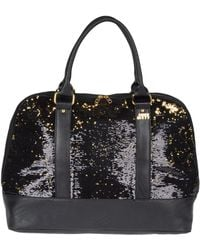 Miss Sixty - Large Fabric Bag - Lyst