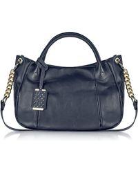 Roccobarocco | Caroline Medium Leather Tote | Lyst