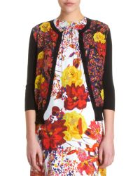 Erdem - Button Cardigan - Lyst