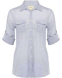 Denim & Supply Ralph Lauren - Slouchy Check Utility Shirt - Lyst