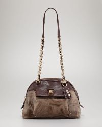Olivia Harris - Small Dome Bowler Bag - Lyst