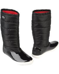 lacoste boots for ladies - 54% OFF