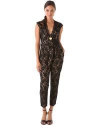 Alice By Temperley - Kitty Jumpsuit - Lyst