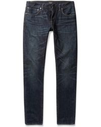 J.Crew | '484' Washed Slim Fit Jeans | Lyst