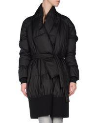 Malloni Midlength Jacket - Black