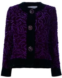 Givenchy Vintage Embroidered Jacket - Lyst