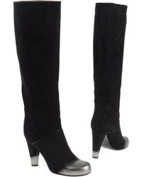 Marc Jacobs Highheeled Boots - Lyst