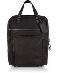 Lanvin - Amalia Voyage Quilted Leather Suitcase - Lyst