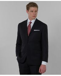 Brooks Brothers Milano Saxxon Mini Stripe Suit - Lyst