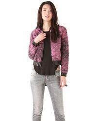 Kelly Wearstler - Cobra Jacket - Lyst