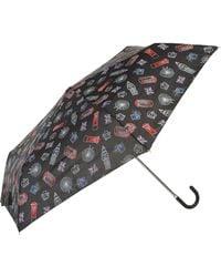 TOPSHOP London Icon Umbrella - Black