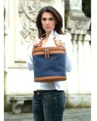 Alexandra De Curtis Virginia Orange Travel Bag - Lyst