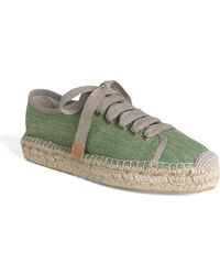 Brooks Brothers - Canvas Sneaker Espadrille - Lyst