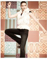 Jessica Simpson Sassy Skinny Flare Mariana Stanton Wash - Lyst