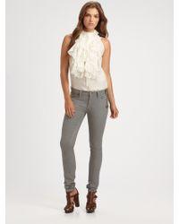 Ralph Lauren Blue Label - Ana Skinny Jeans - Lyst
