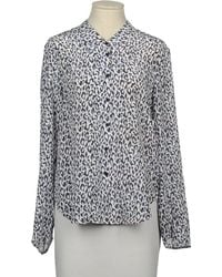 Theyskens' Theory Long Sleeve Shirt - Lyst