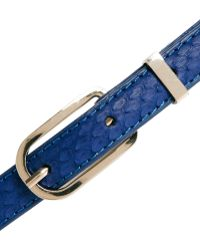 Oasis Leather Snake Belt