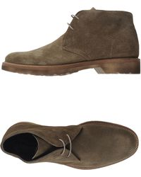 Cristiano Gualtieri Hightop Dress Shoe - Lyst