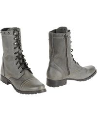 Diesel Ankle Boots - Lyst