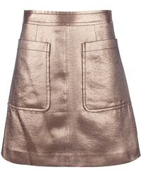Marc By Marc Jacobs A Line Skirt - Lyst