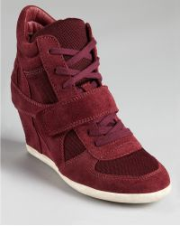 Ash Wedge Sneakers Bowie - Lyst