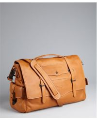 Ben Minkoff - Luggage Leather Nikki Messenger Bag - Lyst