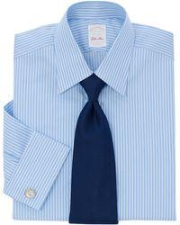 Brooks Brothers Golden Fleece® All-Cotton Regular Horizontal Twill Luxury Dress Shirt - Lyst