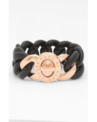 Marc By Marc Jacobs Turnlock Candy Small Bracelet - Lyst