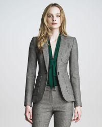 Rachel Zoe Charlie Houndstooth Jacket - Lyst