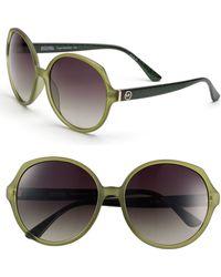 MICHAEL Michael Kors Retro Sunglasses - Lyst