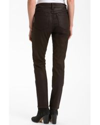 Not Your Daughter's Jeans Sheri Coated Skinny Jeans - Lyst