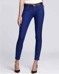 Blank Jeans Spray On Skinny in Ives Blue - Lyst