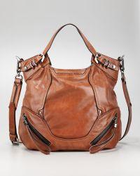 Oryany Tegan Shoulder Bag Brown Lyst
