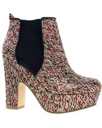 Asos Asos Amp Chelsea Ankle Boots - Lyst