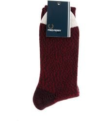 Fred Perry Authentic Socks - Gray