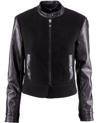 H&M Jacket black - Lyst